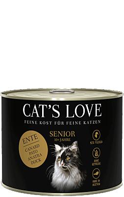 Katzenfutter Senior